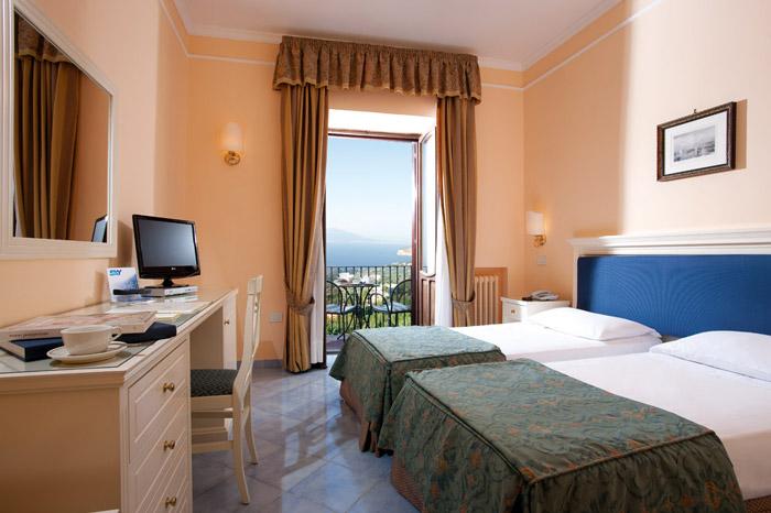 Doppia/Matrimoniale Comfort con vista mare e Balcone